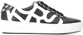 MICHAEL Michael Kors Poppy Graphic Logo sneakers