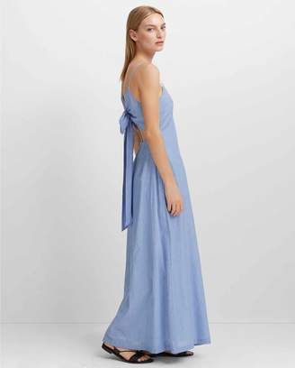 Club Monaco Odessya Cotton Dress