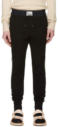 Marc Jacobs Black Lounge Pants