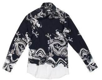 Dolce & Gabbana Dragon Print Shirt