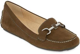 Liz Claiborne Womens Ashton Loafers