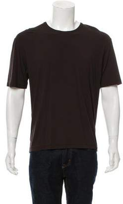 Gucci Woven Crew Neck T-Shirt w/ Tags