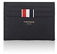 Thom Browne Men's Note-Compartment Card Case - Black