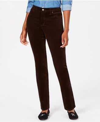 Charter Club Petite Lexington Corduroy Pants, Created for Macy's