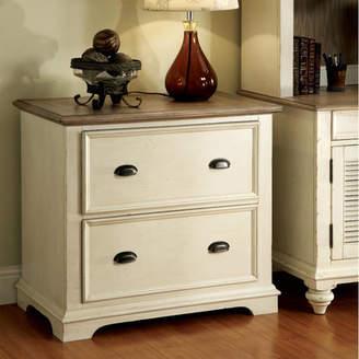 Lark Manor Quevillon 2-Drawer File Cabinet