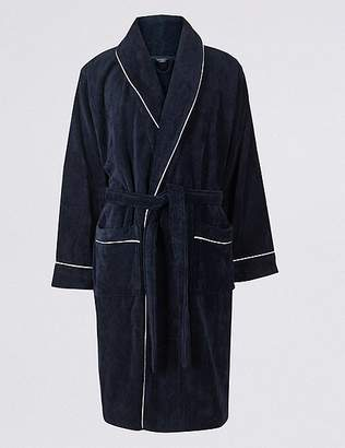 Marks and Spencer Pure Cotton Dressing Gown