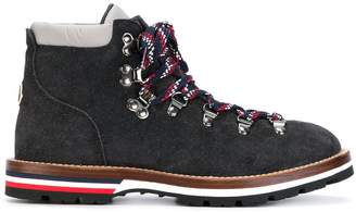 Moncler Blanche lace-up boots