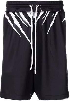 adidas By Alexander Wang track shorts
