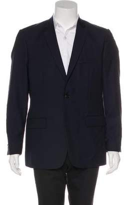 Christian Dior Virgin Wool Two-Button Blazer