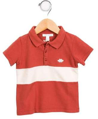 Marie Chantal Boys' Short Sleeve Polo Shirt w/ Tags