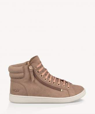 Sole Society Olive High top sneaker