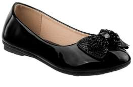 Laura Ashley Bow Ballerina Flat