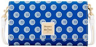 Dooney & Bourke Chicago Cubs Daphne Crossbody Wallet