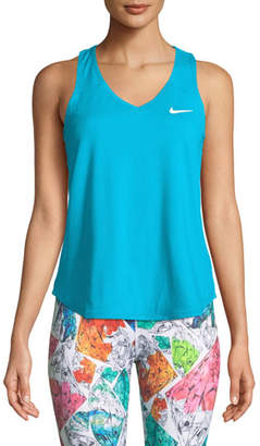 Nike Pure Sleeveless Racerback Performance Tank Top
