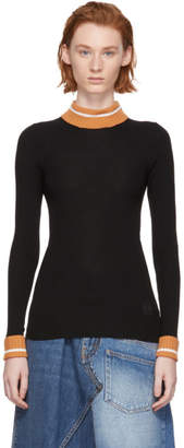 Loewe Black Second Skin Turtleneck
