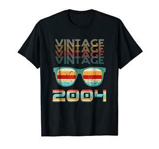 Vintage 2004 14th Birthday 14 Years Old Shirt