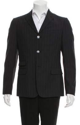 DSQUARED2 Wool Three-Button Blazer