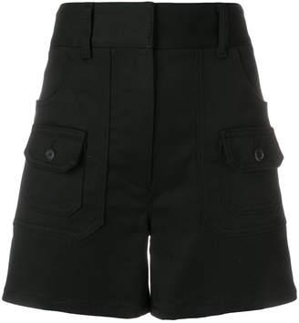 Prada cargo pocket shorts