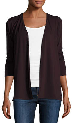 Neiman Marcus Majestic Paris for Soft Touch Open Cardigan