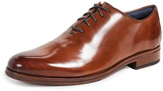 Cole Haan Washington Grand Wholecut Oxfords