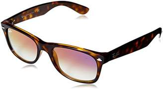 Ray-Ban Men's New Wayfarer Square Sunglasses