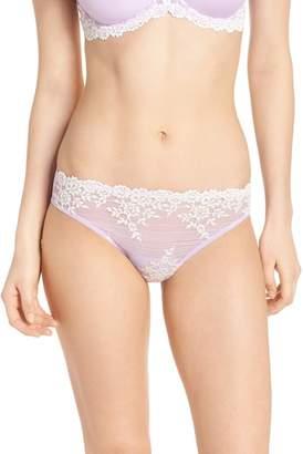 Wacoal 'Embrace' Lace Bikini