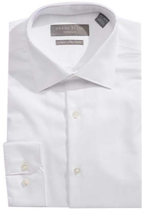 Perry Ellis Solid Non-Iron Dress Shirt