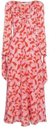 DAY Birger et Mikkelsen Borgo De Nor Floral dress with tie front