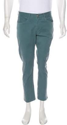 3x1 Cropped Slim Pants