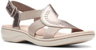 0bb26bda02fd Clarks Adjustable Strap Women s Sandals - ShopStyle