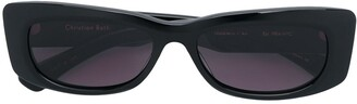 Christian Roth square frame sunglasses