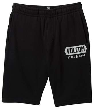 Volcom Booker Fleece Shorts (Big Boys)
