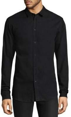 IRO Textured Button-Down Shirt