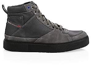 9fbd28d729 at Saks Fifth Avenue · Diesel Men s Danny High-Top Sneakers
