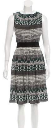 L'Agence Sleeveless Knee-Length Dress w/ Tags