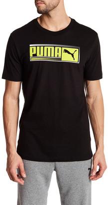 PUMA Sueded-Puma Tee $25 thestylecure.com