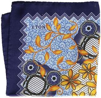 Eton Floral Pocket Square