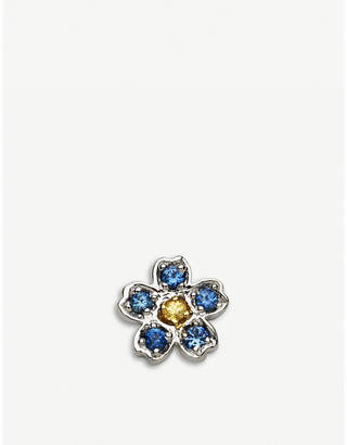 LOQUET Forget-Me-Not 18ct white gold