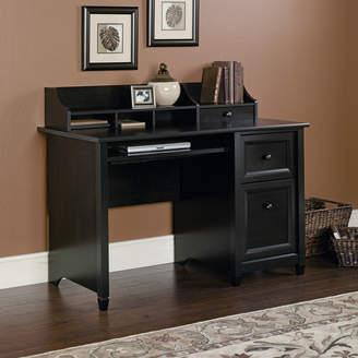 Three Posts Lamantia Computer Desk with Hutch
