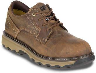 Caterpillar Tyndall Steel Toe Work Shoe - Men's