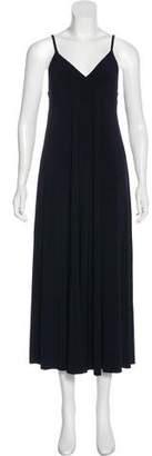 Norma Kamali Sleeveless Midi Dress w/ Tags