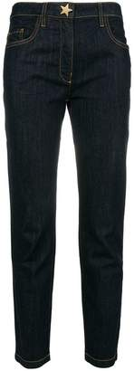 Moschino cropped jeans