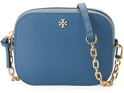 Tory Burch Robinson Round Crossbody Bag $225 thestylecure.com