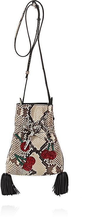 AltuzarraAltuzarra Women's Ghianda Python Bucket Bag