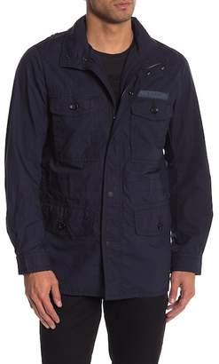 Diesel Front Zip Hooded Jacket