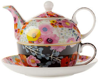 Maxwell & Williams Cashmere Bloems Tea For One Teapot- 400 ml