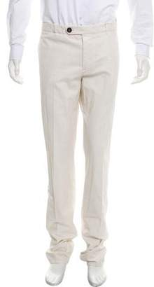 Brunello Cucinelli Flat Front Casual Pants w/ Tags