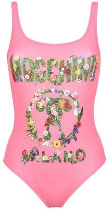 Moschino OFFICIAL STORE One-piece suit
