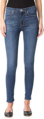 Hudson Barbara High Waisted Skinny Jeans $195 thestylecure.com