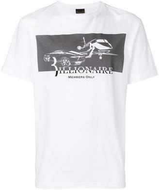 Billionaire Members Only T-shirt